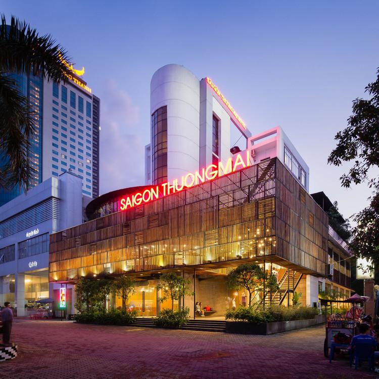 Sai Gon Thuong Mai Hotel / H2 Arch, © Quang Dam