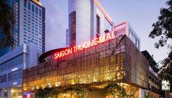 Sai Gon Thuong Mai Hotel / H2 Arch