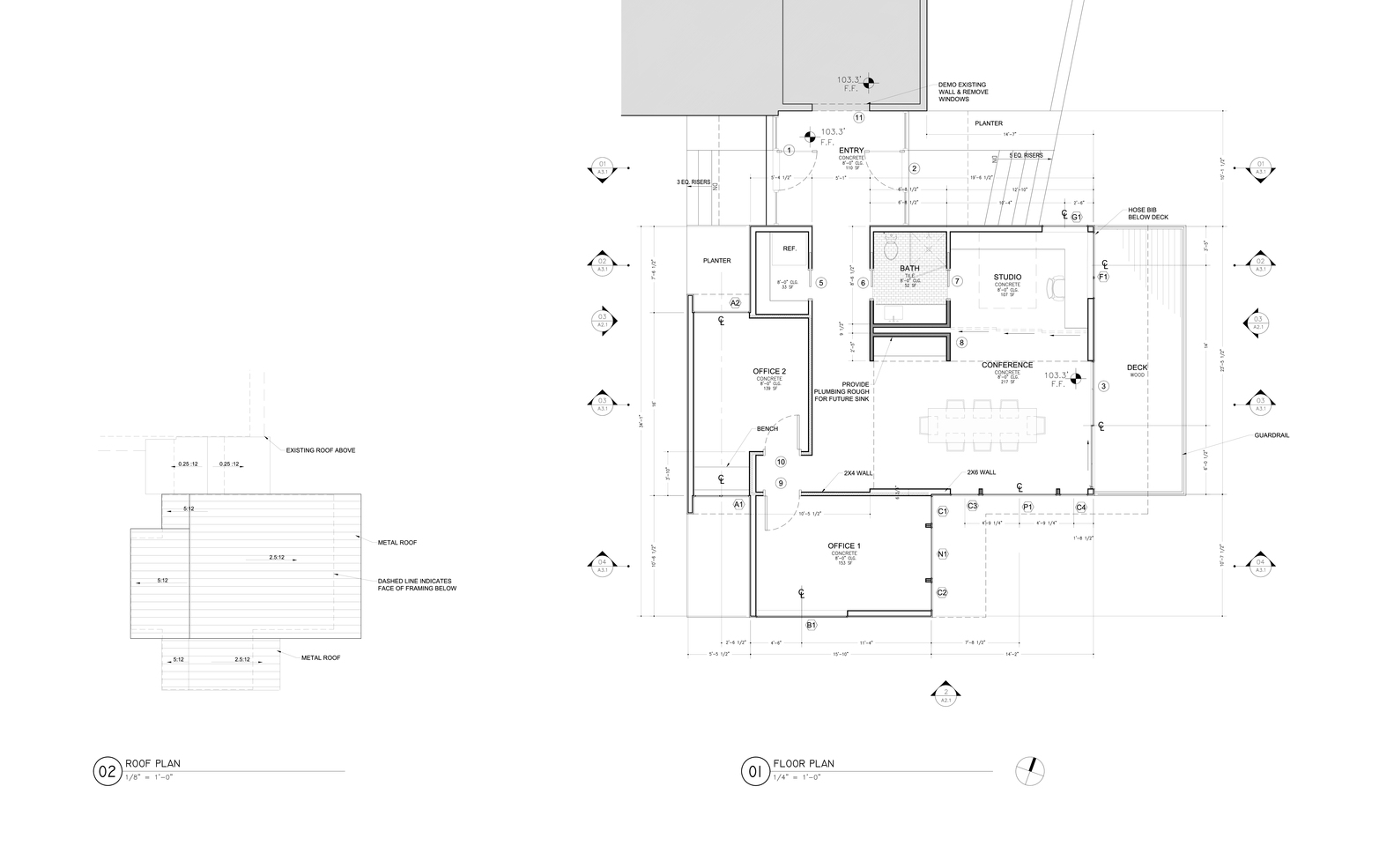 Gallery of Creekbluff Studio / Matt Fajkus Architecture - 14 on