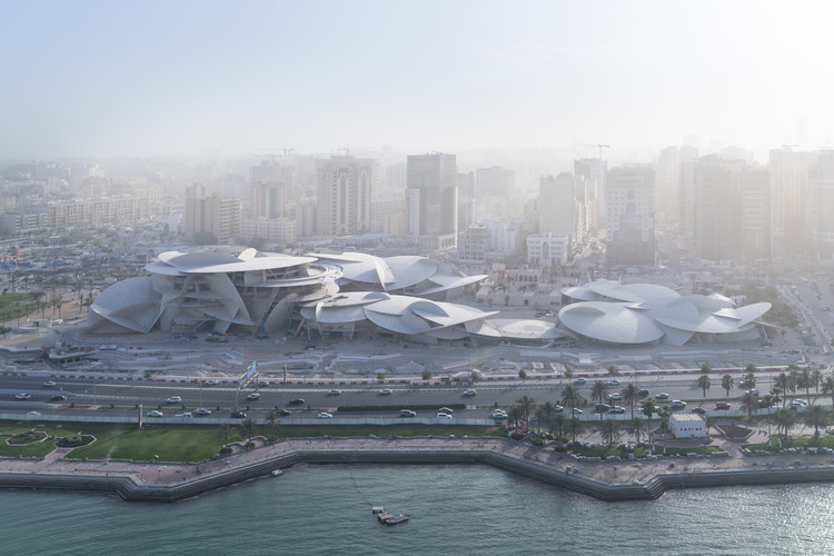 Jean Nouvel's National Museum of Qatar to Open on March 28th, © Iwan Baan