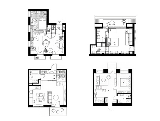 House Plans Under 50 Square Meters 26 More Helpful Examples Of