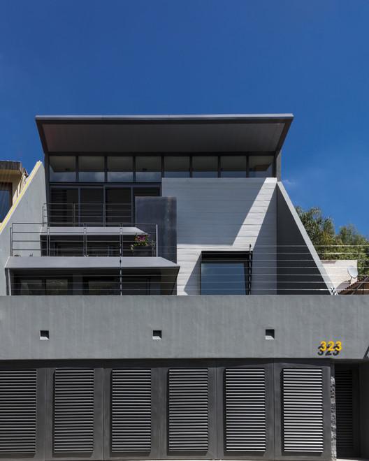 SKULL HOUSE  / HDA: Hector Delmar Arquitectura, © Luis Gordoa