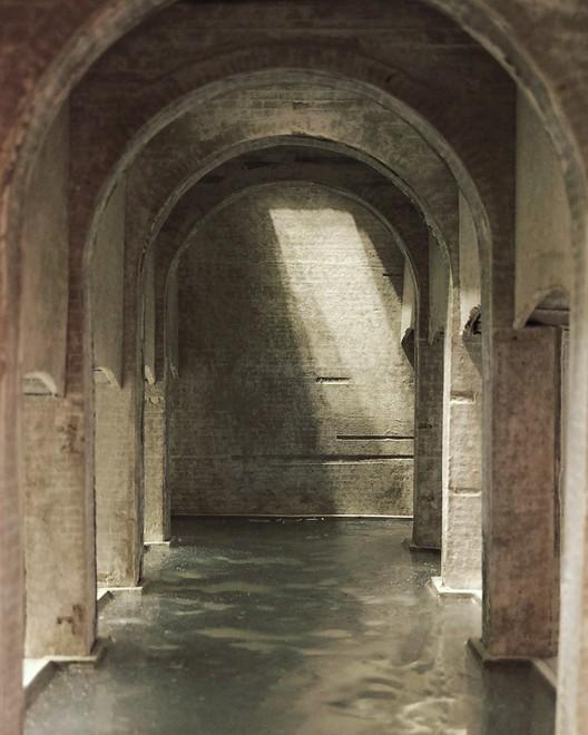 Thermal Baths in Pozzuoli / Clemens Kössler. Image courtesy of Clemens Kössler