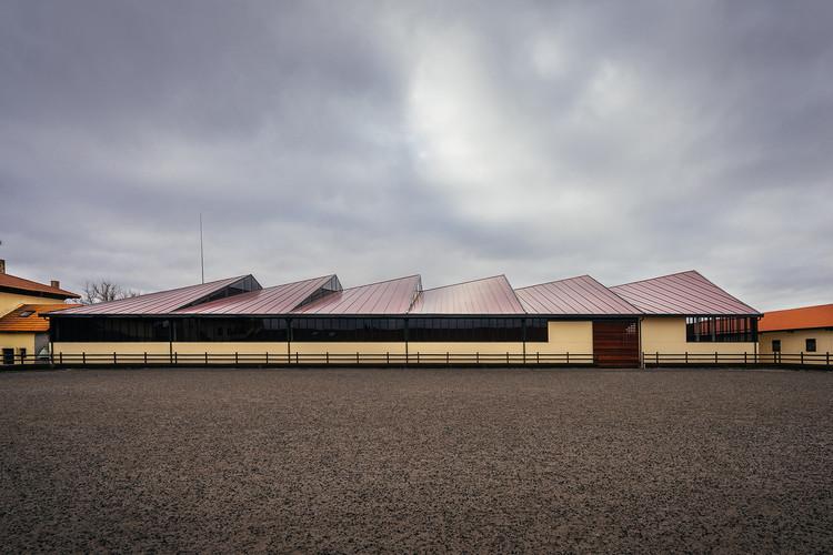 Horse Stables in Finca Ganadera / OOIIO Arquitectura, © OOIIO Arquitectura, Josefotoinmo