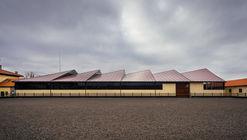 Picadero de Caballos en Finca Ganadera / OOIIO Arquitectura