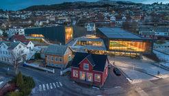 Ulstein Arena / Lund+Slaatto Architects