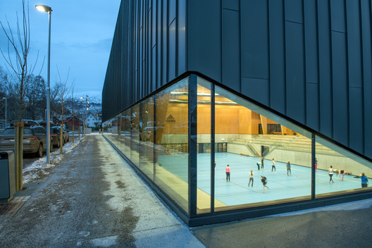 Courtesy of Lund+Slaatto Architects
