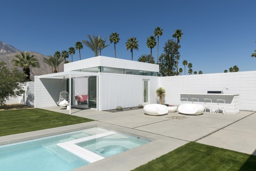 Residencia Palm Springs / Jim Jennings Architecture + LINEOFFICE Architecture + Martha Angus Interior Design