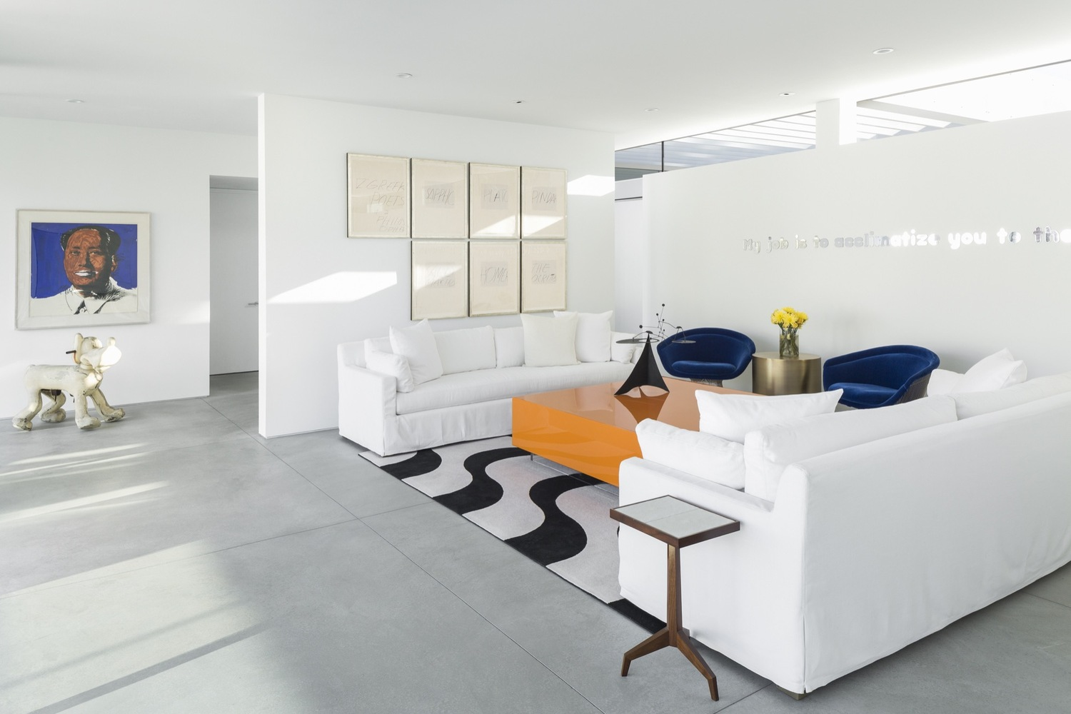 Gallery Of Palm Springs Residence Jim Jennings Architecture Lineoffice Martha Angus Interior Design 2