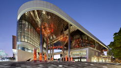 Kunshan Grand Theater / China Architecture Design Group Land-based Rationalism D.R.C