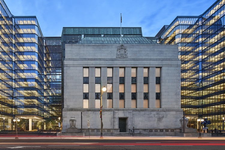 Bank of Canada Headquarters Renewal / Perkins+Will, © doublespace photography