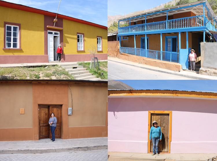 Así se repararon viviendas patrimoniales en la Región de Coquimbo, luego del terremoto 8.4 de 2015 en Chile, Cortesía de Solange Miranda Coletti / SERVIU Región de Coquimbo