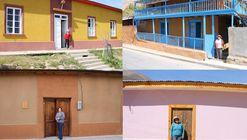 Así se repararon viviendas patrimoniales en la Región de Coquimbo, luego del terremoto 8.4 de 2015 en Chile