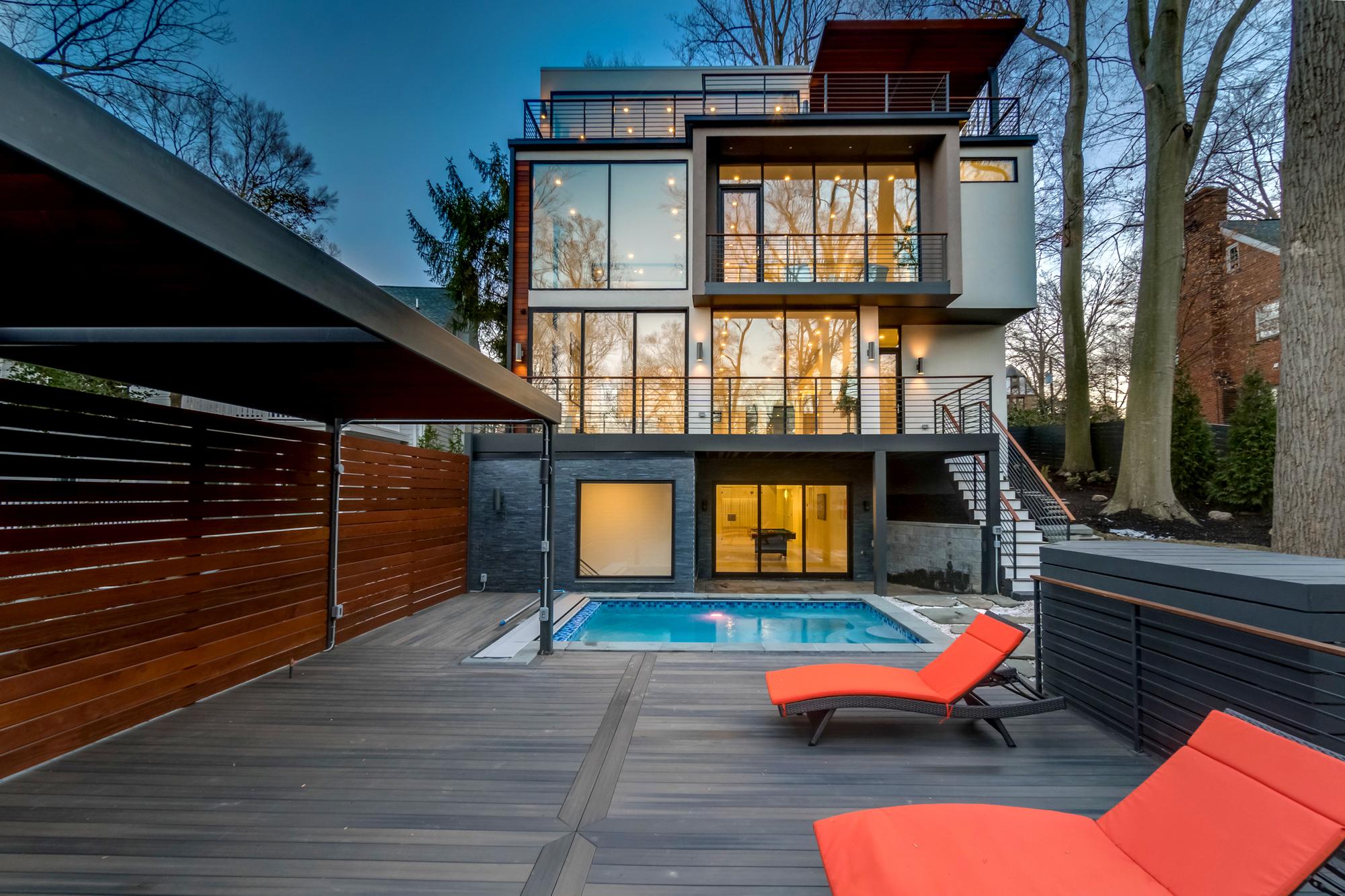 Chesapeake House / KUBE architecture