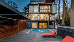 Casa Chesapeake / KUBE architecture