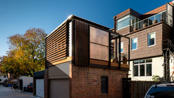 Alley Armor / KUBE Architecture