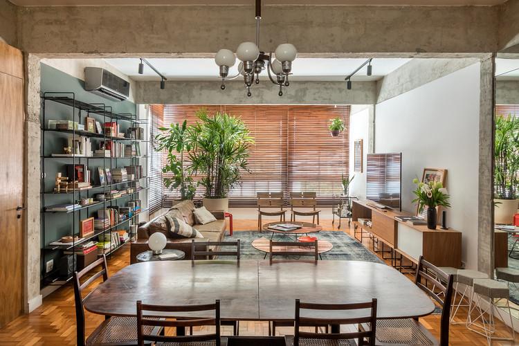 Apartamento VB / F.studio arquitetura + design, © André Nazareth