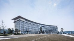 Machinery Park Headquarters / Shanghai Yushe architectural design