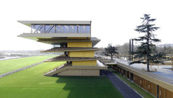 Hipódromo Paris Longchamp / Dominique Perrault Architecte