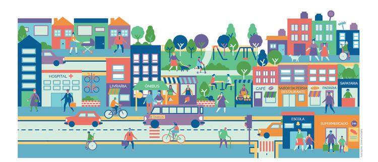 Promover a diversidade para tornar as cidades mais equitativas, © ITDP Brasil