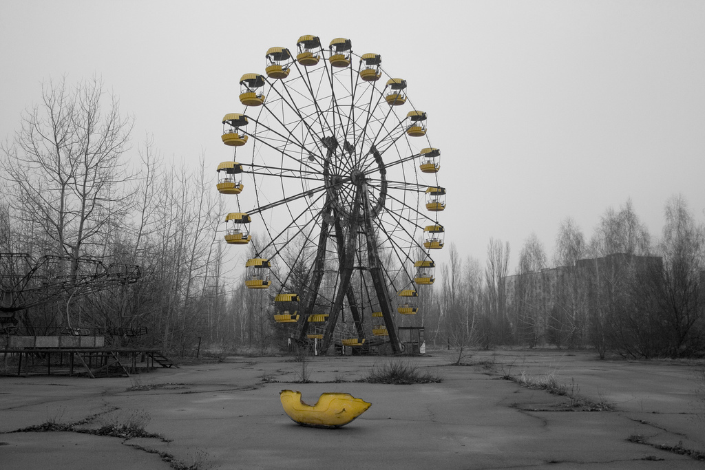 Gallery Of The Architecture Of Chernobyl Past Present And Future 7
