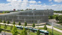 Biblioteca de la Universidad Edgar Morin  / ROPA & Associés Architectes