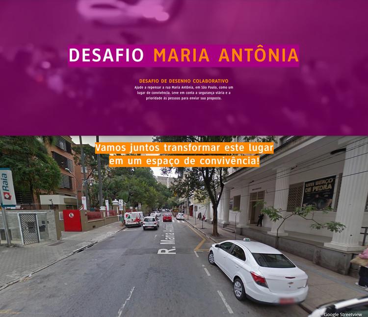 5o Desafio de Desenho Colaborativo - Ajude a repensar a rua Maria Antônia, Participe do desafio e ajude a melhorar a rua Maria Antônia, em São Paulo