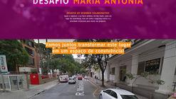 5o Desafio de Desenho Colaborativo - Ajude a repensar a rua Maria Antônia