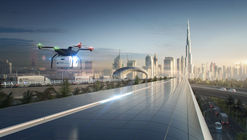 New Video Shows Foster + Partners' Vision for Cargo-Carrying Hyperloop Network