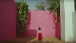 Bailarines exploran la danza de la Casa-Estudio de Luis Barragán
