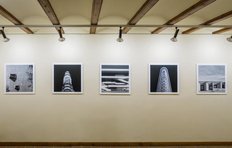 Exposición Frontalidad & Abstracción en el CTAC de Castellón, Alejandro Gómez