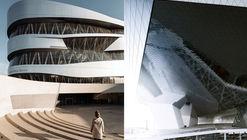 Una comparación inevitable: Museos Mercedes-Benz y Porsche