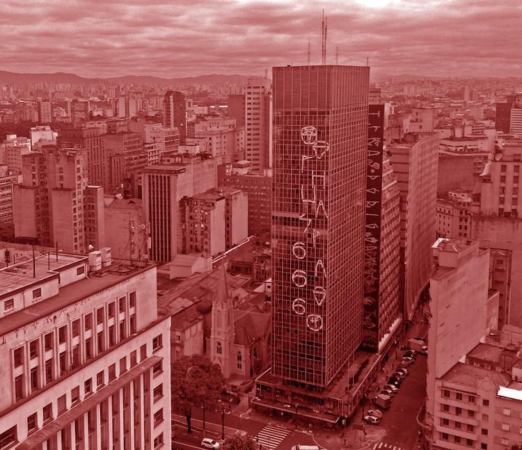 Nota do IABsp sobre o desastre no edifício Wilton Paes de Almeida em São Paulo, Edifício Wilton Paes de Almeida, 1961 <a href=http://arquigrafia.org.br/photos/3760''>© Larissa França Peres via Arquigrafia</a> Licença CC BY 3.0. Image