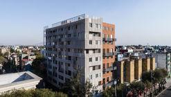 TLALPAN 590 Building / TALLER DEA + KOZ architectes