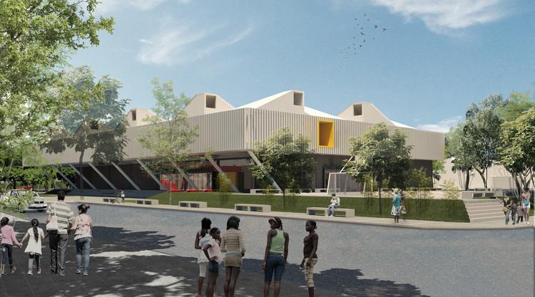 Espacio Colectivo Arquitectos diseñará el Centro de Desarrollo Infantil Jaime Rentería en Cali, Colombia, Cortesía de Espacio Colectivo Arquitectos
