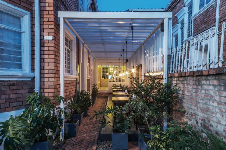 Restaurante WÙ  / FMAS - Fidel Mendoza Estudio de Arquitectura, © Andrés Pardo