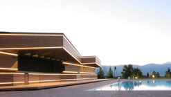 Pirin Pool bar / M1K3 PROJECT