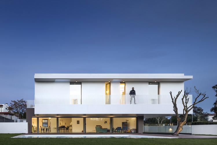 Carnaxide 8 / Humberto Conde Arquitectos, © Fernando Guerra | FG+SG
