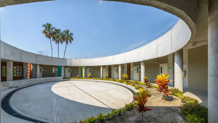 Escola de Música de Candelaria / Espacio Colectivo Arquitectos, © Santiago Roballo