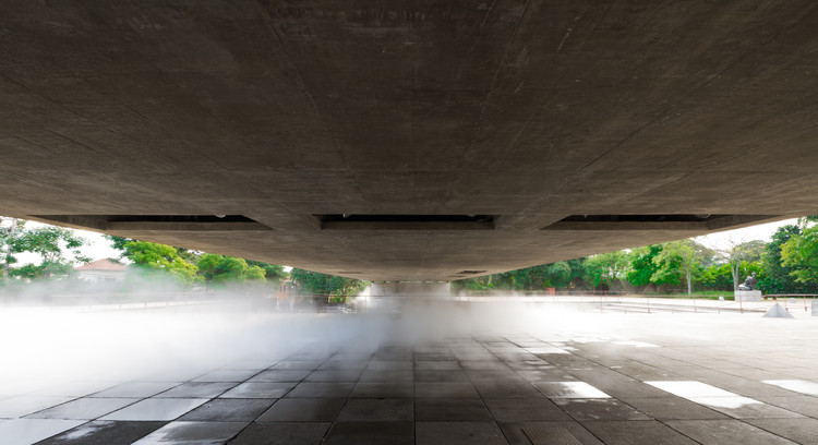 Maison d´Architecture de Genebra promove exposição sobre Paulo Mendes da Rocha, MuBE. Image © FLAGRANTE