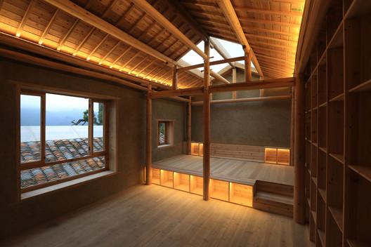 Interior. Image © Ziling Wang
