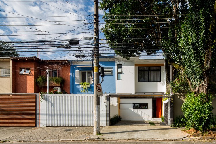 Casa Maria Carolina / Estúdio Artigas + Sheila Altmann, © Pedro Napolitano Prata