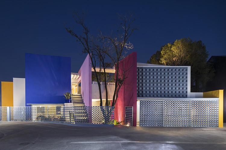 Casa TEC 205 / Moneo Brock Studio, © Adrián Llaguno – Documentación Arquitectónica