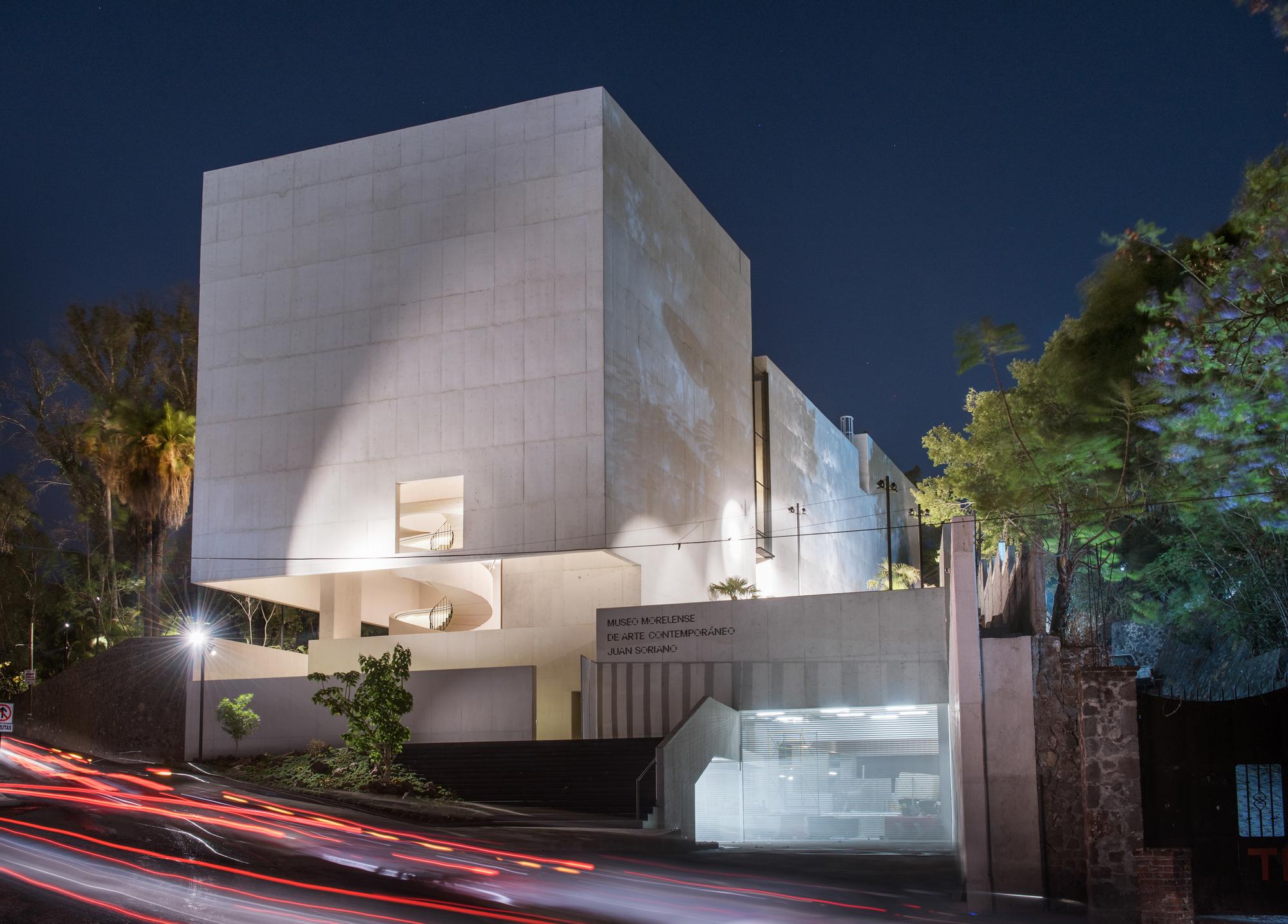 Museo Juan Soriano en Cuernavaca, Morelos.