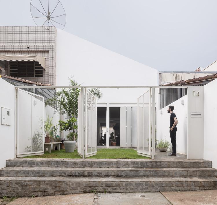 Casa 711H / Bloco Arquitetos, © Joana França