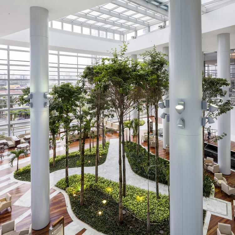 Morumbi Corporate / Aflalo/Gasperini Arquitetos, © Ana Mello