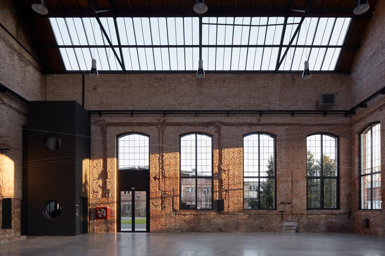Gallery of Boiler House Libčice nad Vltavou / Atelier Hoffman - 1
