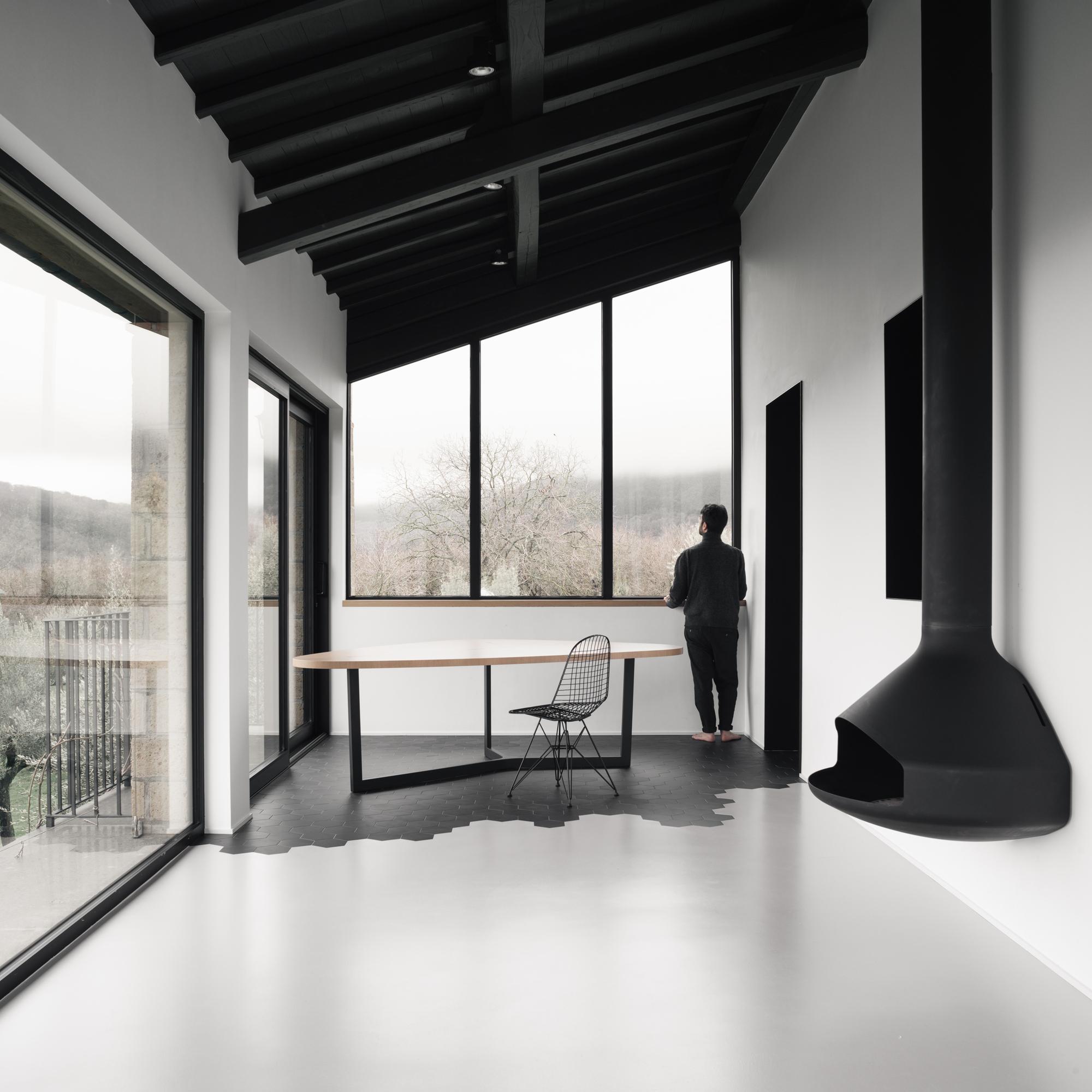 Contemporary Home Style By B B Italia: Martina / Deltastudio
