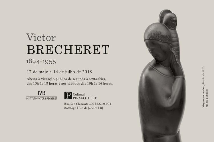 """Exposição """"Victor Brecheret (1894-1955)"""" na Pinakotheke Cultural Rio de Janeiro"""