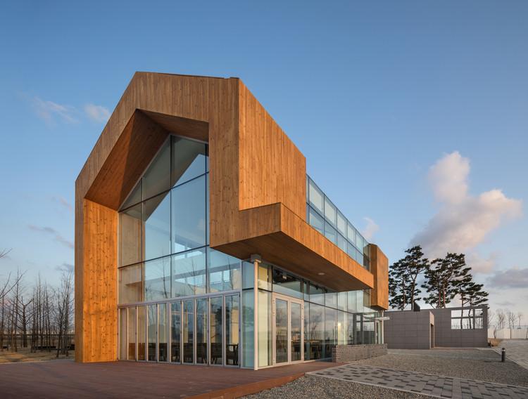 Hug & Link / Edam Architecture Design Group, © Yoon Joon-Hwan